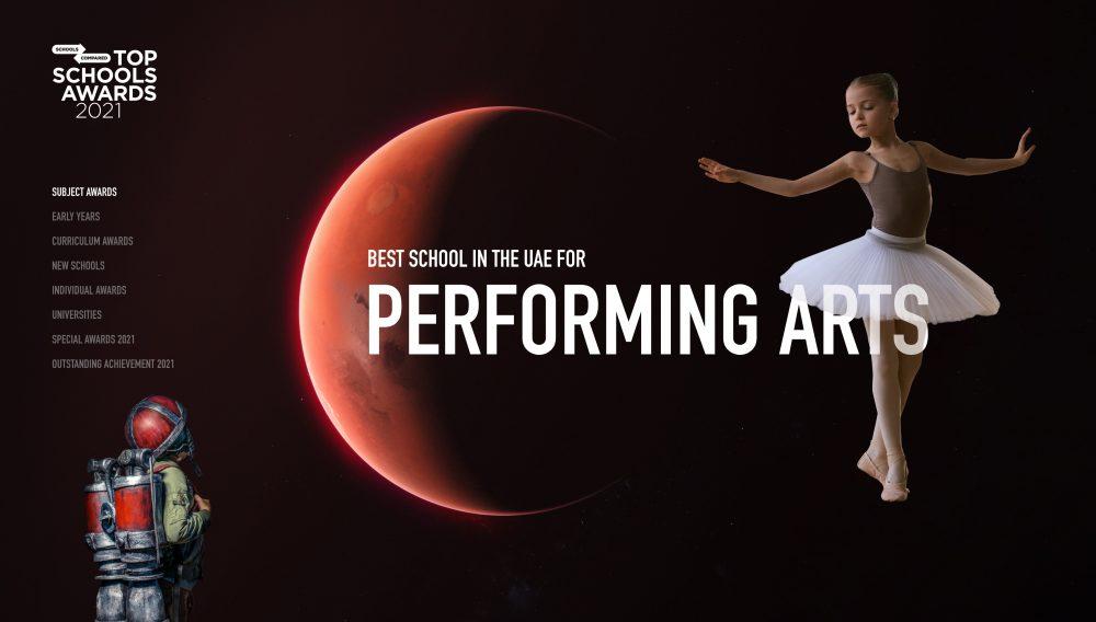 أفضل مدرسة في الإمارات للرقص والفنون المسرحية والمسرح 2021