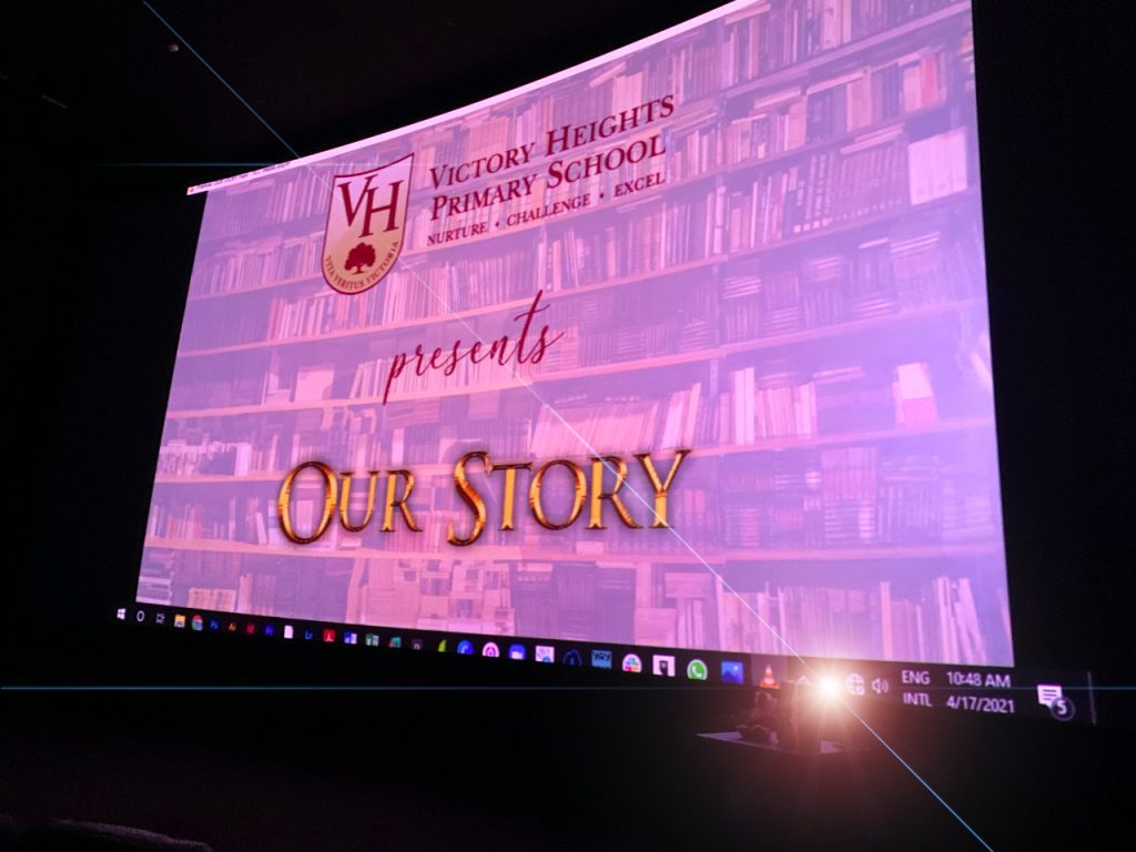 Photographs from the global premier of Victory Heights Primary School The Movie 2021 taken at the Reel Theatre in Dubai