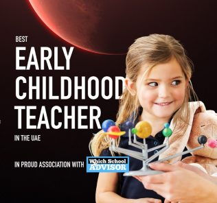 Top Schools Awards Early Childhood Teacher of the Year 2021