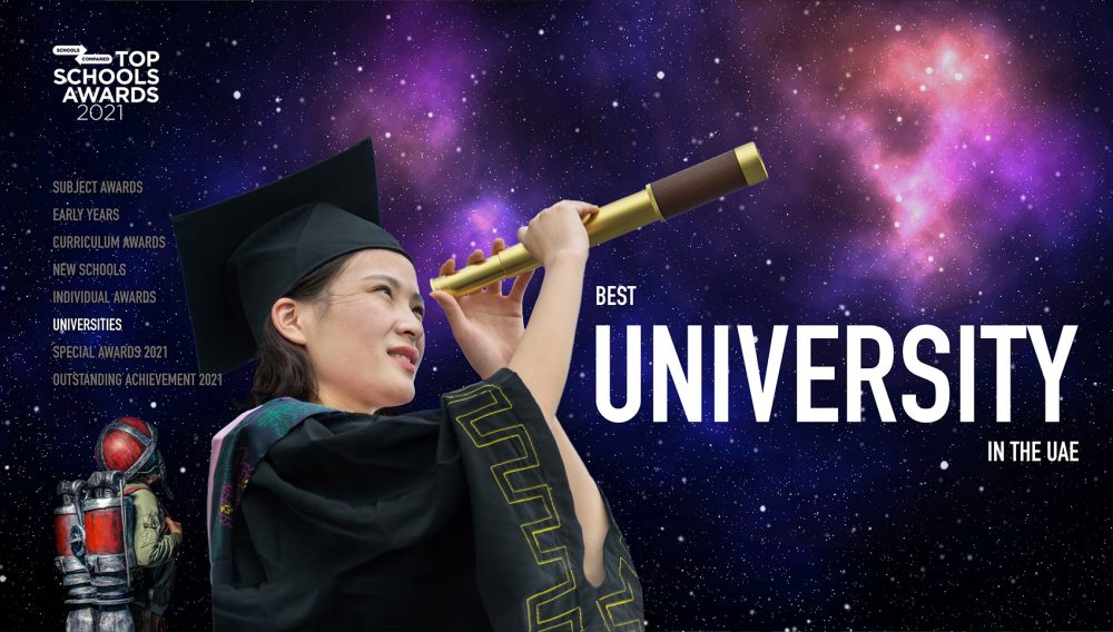 Best University in the UAE 2021 Top Schools Awards 2021 Entry Form