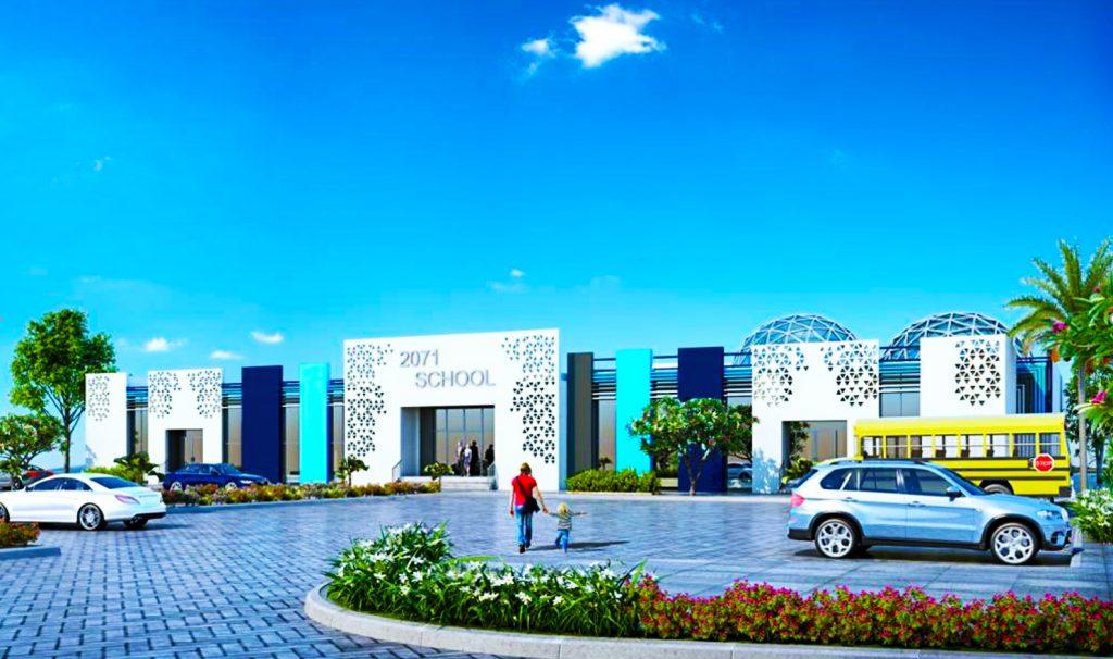 New 2071 School opening in Dubai September 2021