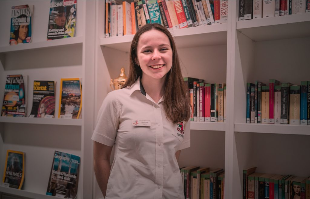 Photograph of Miss Jessica Cullen, From Dubai English Speaking College to the University of Oxford UK