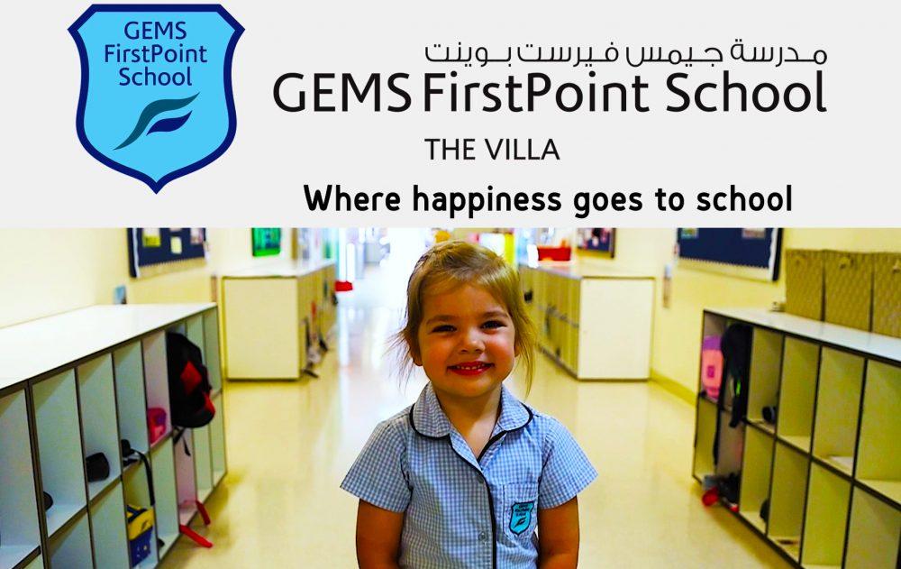 GEMS FirstPoint School - eine SchoolsCompared.com glücklichste Schule in den Vereinigten Arabischen Emiraten 2021