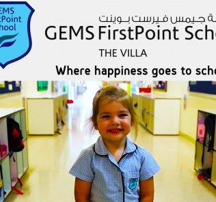مدرسة GEMS FirstPoint - أسعد مدرسة SchoolsCompared.com في الإمارات 2021