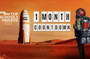 Top Schools Awards 2021 Countdown - 1 month countdown