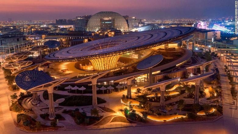 يبدأ العد التنازلي لمعرض إكسبو دبي في عام 2021