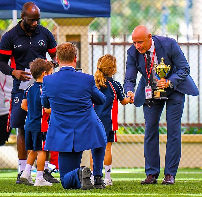 School Principal Ranches Primary School Dubai Sport