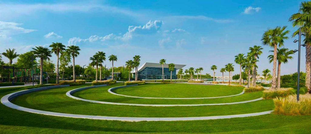 Campus of the Royal Grammar School Guildford Dubai