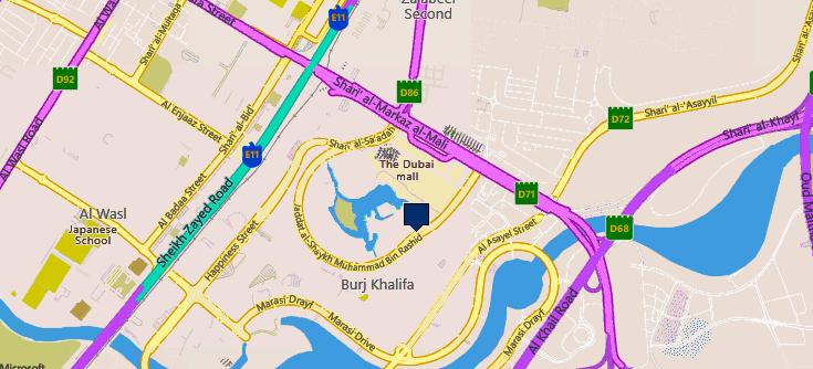 Contact us SchoolsCompared.com address map