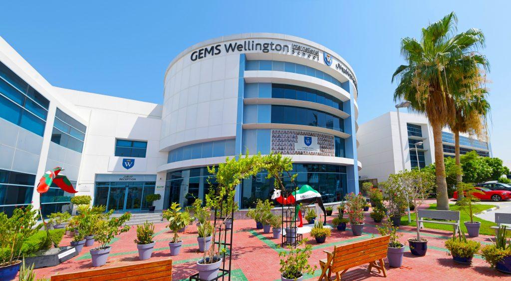 GEMS Wellington International School Buildings and Grounds